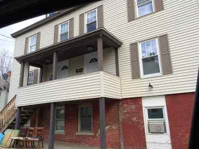 Somersworth Multi Family Home For Sale: 9 Mount Auburn Street