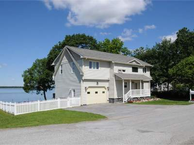Swanton VT Single Family Home For Sale: $439,000