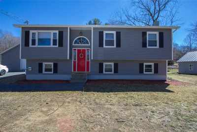 Single Family Home For Sale: 74 Watkins Road