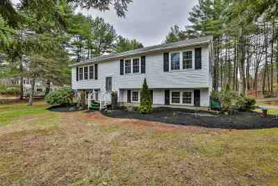 Windham Single Family Home For Sale: 50 Kendall Pond Road