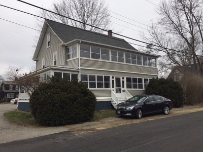 South Berwick Multi Family Home For Sale: 31 High Street