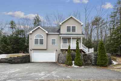 Laconia Single Family Home For Sale: 37 Sterling Drive