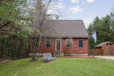 Pittsfield Single Family Home Active Under Contract: 96 Wildwood Drive