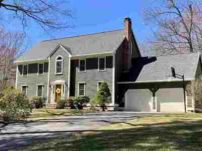 Londonderry Single Family Home Active Under Contract: 6 Manasquan Circle