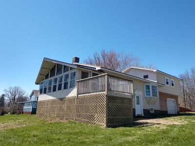 Grand Isle County Single Family Home For Sale: 34 East Alburg Road