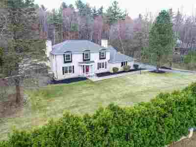 Bedford NH Single Family Home For Sale: $579,900