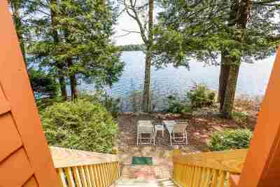 Merrimack County Single Family Home For Sale: 295 Bay Point Road