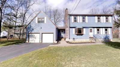 Litchfield Single Family Home Active Under Contract: 41 Pilgrim Drive