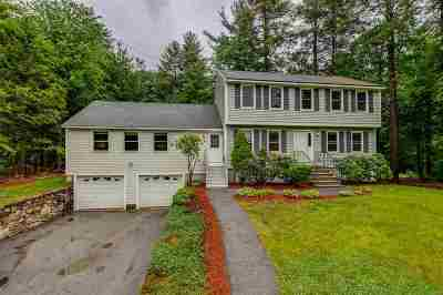 Milford Single Family Home For Sale: 90 Wellesley Drive