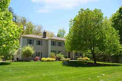 Hollis Single Family Home For Sale: 152 Farley Road