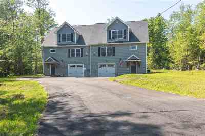 Hooksett Single Family Home Active Under Contract: 6a Rowes Corner Lane