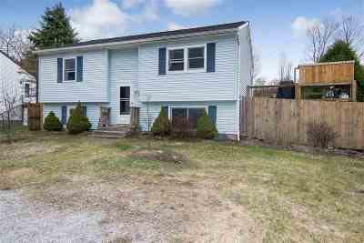 Single Family Home For Sale: 64 Railroad Street