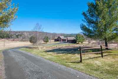 Single Family Home For Sale: 149 Skunk Hollow Road