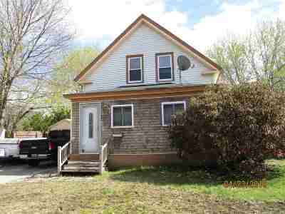 Derry Single Family Home For Sale: 40 South Avenue