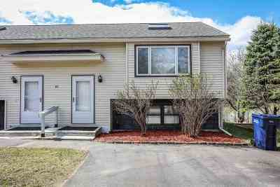 Derry Condo/Townhouse For Sale: 82r Derryfield Road