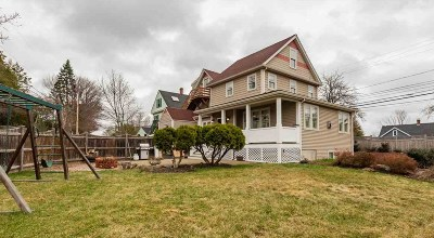 Single Family Home For Sale: 420 Lafayette Road