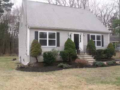 Derry Single Family Home For Sale: 9 Wright Rd