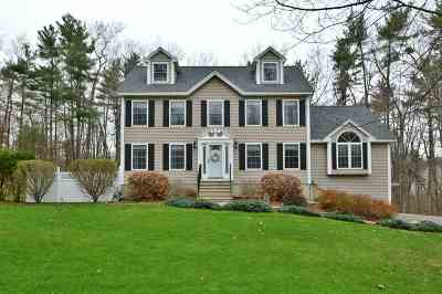 Salem Single Family Home Active Under Contract: 20 Emerald Drive