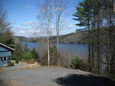 Fairlee Residential Lots & Land For Sale: 174 Bald Top Road