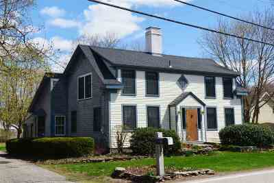 Hampton Single Family Home Active Under Contract: 211 Mill Road