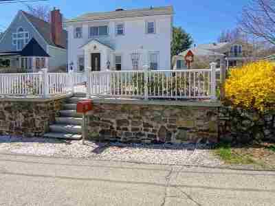 Rye Single Family Home For Sale: 16 Oceanview Avenue Avenue