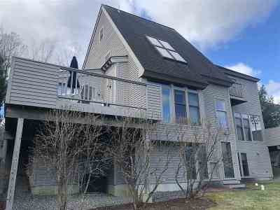 Hartford Condo/Townhouse For Sale: 31 Catamount Road #4A