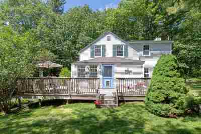 Kittery Single Family Home For Sale: 29 Chauncey Creek Road