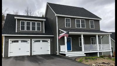 Rochester Single Family Home For Sale: 14 Eisenhower Drive
