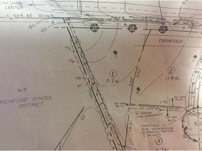 Richford Residential Lots & Land For Sale: 311 Lot 1 Rte. 105 Highway