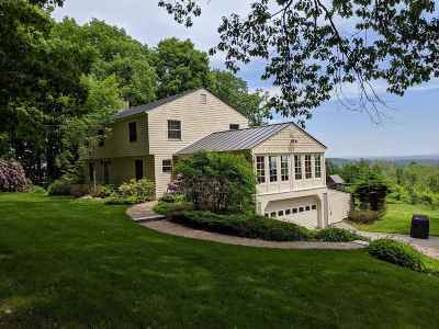 Hopkinton Single Family Home For Sale: 534 Gould Hill Road
