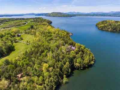 Single Family Home For Sale: 222 Deer Point Road