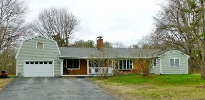 Haverhill Single Family Home Active Under Contract: 951 County Road