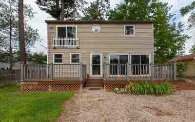 Salem Single Family Home For Sale: 44 Shore Drive