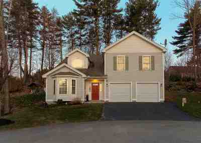 Laconia Single Family Home For Sale: 59 Port Way