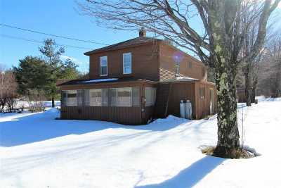 Carroll Single Family Home For Sale: 183 Nh Route 3 South