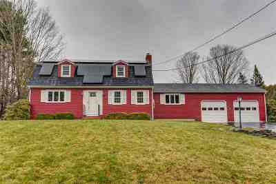 Durham Single Family Home For Sale: 33 Oyster River Road