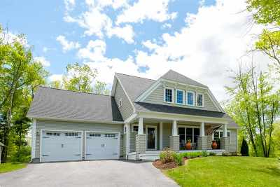 Stratham Single Family Home For Sale: 18 Point Of Rocks Terrace