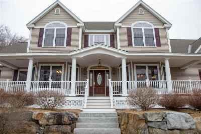 Belknap County Single Family Home For Sale: 83 Greeley Farm Road