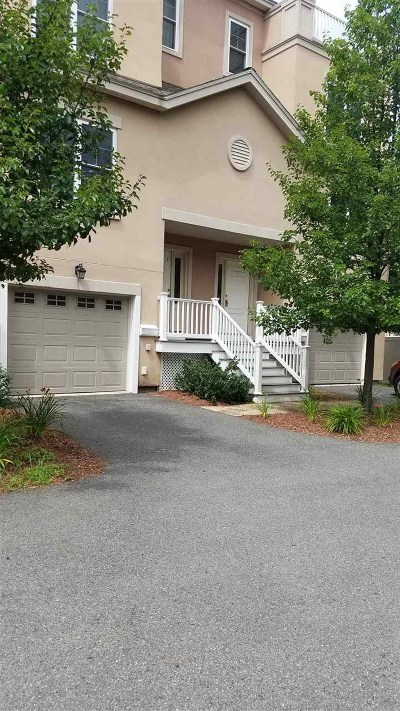 Nashua Condo/Townhouse For Sale: 9-5 Lake Street #5