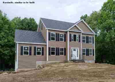 Rollinsford Single Family Home For Sale: 1 Oldenburg Lane