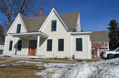 Bradford Single Family Home For Sale: 114 E Main Street
