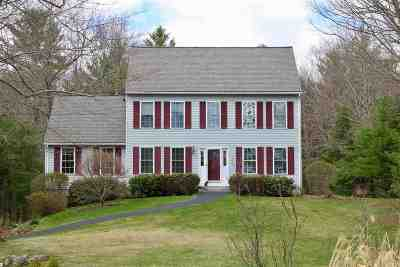 Newmarket Single Family Home Active Under Contract: 20 Winslow Drive