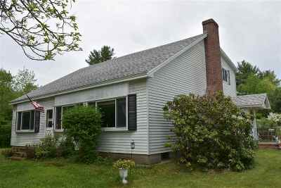 Rollinsford Single Family Home For Sale: 784 Portland Avenue