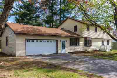 Hudson Single Family Home Active Under Contract: 18 Tamarack Street