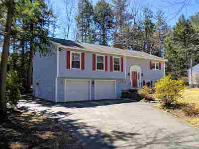 Laconia Single Family Home Active Under Contract: 18 Havenwood Drive