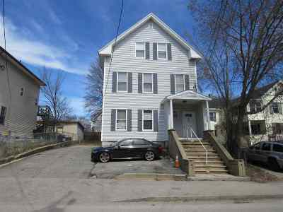 Manchester Multi Family Home Active Under Contract: 390 Manchester Street
