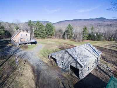 Warren Single Family Home For Sale: 139 Breezy Point Rd Road