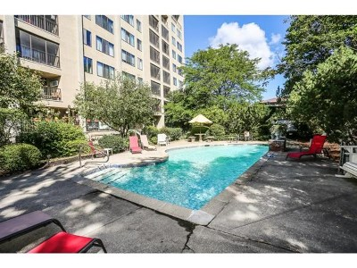 Manchester Condo/Townhouse For Sale: 55 River Road #6H