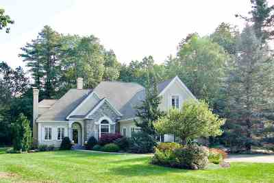 Single Family Home Active Under Contract: 56 Windsor Green Road