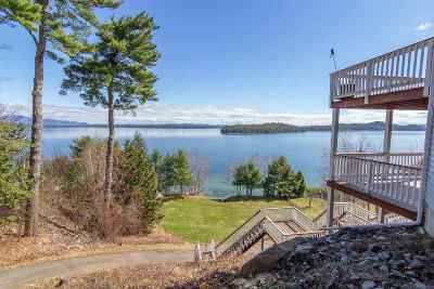 Gilford Single Family Home Active Under Contract: 46 Dinsmoor Point Road